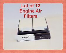Lot 12 Engine Air Filte CA6558 A34625 Fits Mazda 929 Mazda Truck B2200 B2600 MPV