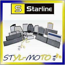 FILTRO ABITACOLO ANTIPOLLINE STARLINE SFKF9072 FORD FIESTA (DX) 1.8 D 2001