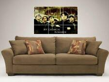 """MY CHEMICAL ROMANCE 35""""X25"""" WALL POSTER GERALD WAY"""