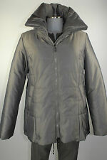 APRIORI Quilted Jacket 38 Winter Jacket Parka Gray New with tags coat manteau