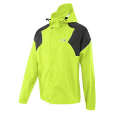 Louis Garneau Men's Seattle Waterproof Cycling Rain Jacket Yellow or Black  New