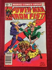 Marvel Comics #84 - POWER MAN AND IRON FIST - (Aug 82)