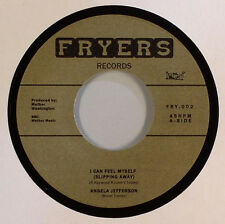 Angela Jefferson / Max Infinity I Can Feel Myself / Love Makes A Better World 7""