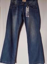 "WOMEN'S JEANS RED HERRING DISTRESSED BOYFRIEND JEANS SIZE 12/30"" LEG 31"" NWOT"