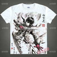 Anime Persona 5 Joker P5 Casual T-shirt Short Sleeve Unisex Tops Ink Print