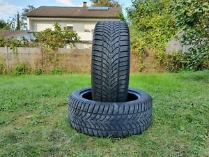 2x Dunlop SP Winter Sport 4D Winterreifen in 225/50 R17 98H M+S Extra Load