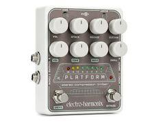 Electro-Harmonix Plattform Stereo Kompressor Limiter Pedal Vertragshändler