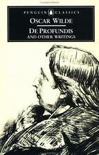 De Profundis and Other Writings (Penguin Classics), Wilde, Oscar, New Book