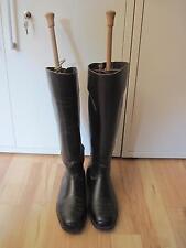 WH- Paar Stiefel,Reitstiefel,Kavalleriestiefel mit Sporen  Dachbodenfund