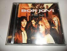 Cd  These days von Bon Jovi (1995)