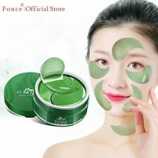 Fonce Korean Deep Sea Seaweed Collagen Crystal Eye Gel Patches 60 piece