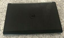 """Dell Precision 7520 15.6"""" i7-6820HQ @2.7 GHz Quadro 16GB Nvidia M2200 Laptop #"""