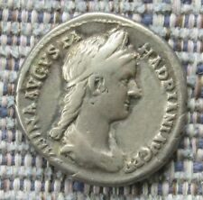 More details for sabina wife of hadrian roman silver denarius