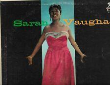 SARAH VAUGHAN>> LP