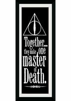 Harry Potter - Deathly Hallows Collector Print 40 x 30 cm