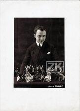 PAUL BIANCHI Film Animation MARIONNETTE Lièvre RENOIR Photo KLISSAK 1920s