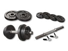Set d'haltères de musculation 10,5 KG