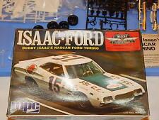 "Vintage MPC Ford Torino ""Bobby Issac"" #15 NASCAR Model Kit"