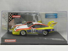 Carrera 27265 Evolution Slot Car Chevrolet Dekon Monza LeMans 1978 N°84