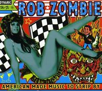 Rob Zombie - American Made Music to Strip By [New CD] Explicit