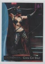 2004 Inkworks Catwoman #43 Cool Cat Strut Non-Sports Card 0w6