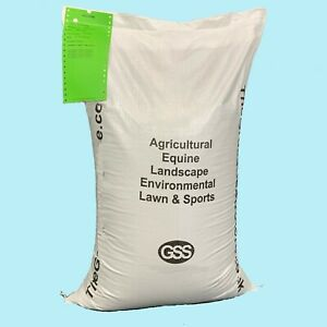 Agricultural Grass Seed. Traditional Permanent Pasture Mixture With White Clover