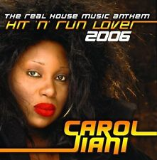 Carol Jiani Hit'n run lover 2006 (4 versions) [Maxi-CD]