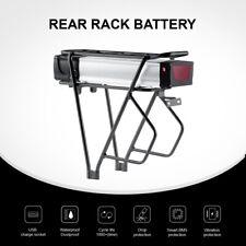 E-Bike Batterie au Lithium 48V20Ah avec Porte-Bagages et USB, pour Moteur 1500W