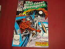 AVENGERS WEST COAST #29  Marvel Comics VF/NM 1988