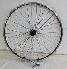 Hinterrad 26 Zoll Laufrad HK schwarz  für Schnellspanner / Kassettenaufnahme