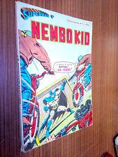 "RACCOLTA SUPERMAN N.7 ( SUPERMAN 9 + BAT MAN 10 ) - CENISIO 1977 - BUONO ""N"""
