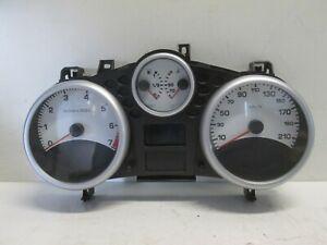 Peugeot 207 Kombiinstrument Tacho VDO 9662903880 A2C53190331