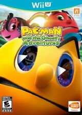 WII U GAME PAC-MAN AND THE GHOSTLY ADVENTURES BRAND NEW SEALED