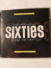 Ultimate 60's Collection Solid Gold CD18 track cd