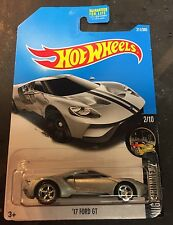 2017 Hot Wheels '17 Ford GT Super CUSTOM with Real Riders