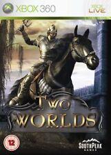 Xbox 360-Zwei Welten (2) ** Neu & Versiegelt ** Official UK Lager
