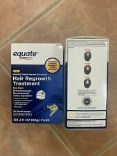 EQUATE Minoxidil 5% Foam Hair Regrowth Treatment for Men, 6 Month Supply