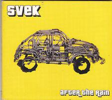 SVEK - after the rain CD