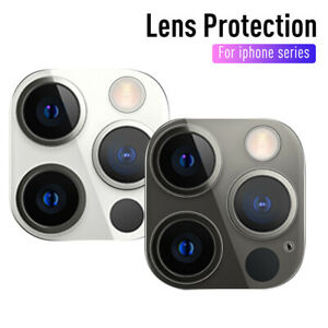 For iPhone 12 13 Pro Max 12 Pro Tempered Glass Camera Lens Screen Protector Film
