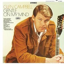 GLEN CAMPBELL GENTLE ON MY MIND 180GM LP NEW