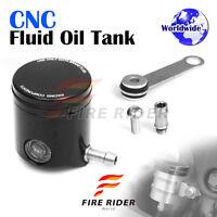 CNC BK Front Brake Oil Fluid Reservoir For Triumph Street Triple 675 R 09-15 10
