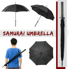 HOT Samurai  with Sword Handle Anti-rust Windproof Outdoor Long