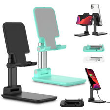 Adjustable Cell Phone Tablet Stand Desktop Holder Mount Mobile Phone iPhone iPad