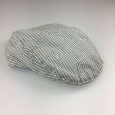 Boys size 0, H&M, cotton flat cap, GUC