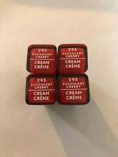 (4) Covergirl Exhibitionist Cream Lipstick, 295 Succulent Cherry