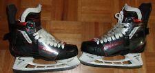 LA KINGS/AHL rare worn Paul Bissonnette skates CCM Jetspeed w/ #15 shot blockers