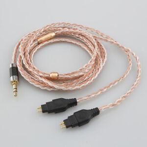 XLR 2.5mm 16 Cores Headphone Cable For Sennheiser HD580 HD600 HD650 HD660s HDxxx