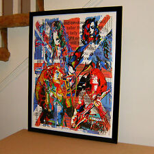 Led Zeppelin Stairway to Heaven Plant Page Rock Music Poster Print Art 18x24