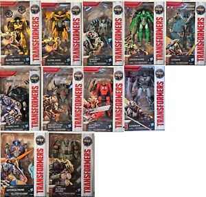#17 Transformers-The Last Knight-Premier Edition-AUSSUCHEN: Deluxe, Voyager