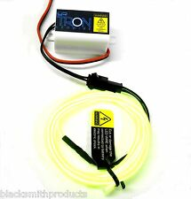 LK-0029YW 1/10 or 1/8 Body Shell Cover  TRON LED Wire Light Tube Kit Set Yellow